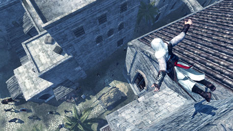 Assassin\'s Creed - screenshot PS3