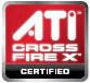 ATi Crossfire X-logo