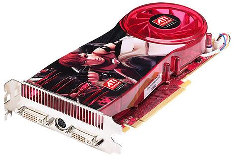AMD Radeon HD 3870