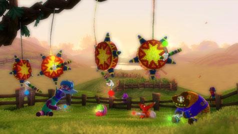 Viva Piñata: Party Animals - screenshot