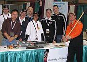 Universiteit Alberta team