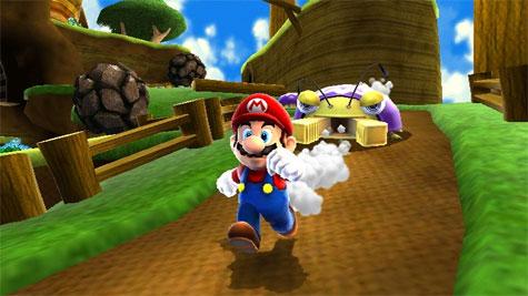 Super Mario Galaxy - screenshot