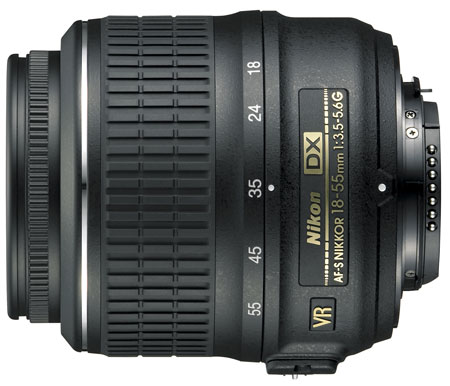Nikon AF-S 18-55 VR