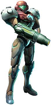 Metroid Prime 3 - Samus met PED