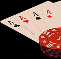 Aardige pokerhand