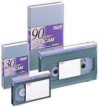 Betacam-tape