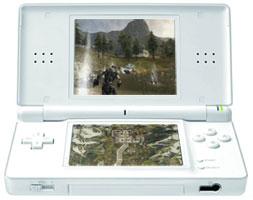 Nintendo DS met Quake Wars