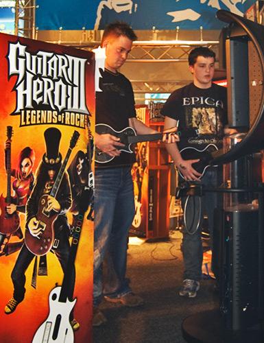 Phobos bij Guitar Hero III