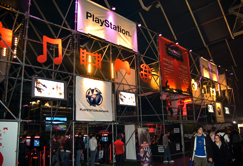 PlayStation-stand