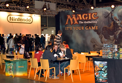 Magic: The Gathering-stand