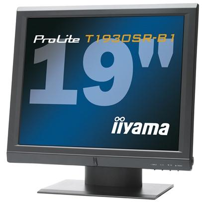 "Iiyama 19"" T1930SR touchscreen"
