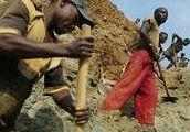 Congolese mijnwerkers