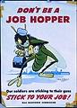 Don't be job hopper