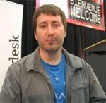 Spelproducent Harvey Smith