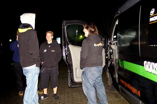 DreamHack 2007 - even ontspannen