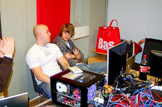 DreamHack 2007 - Astute met een tolk