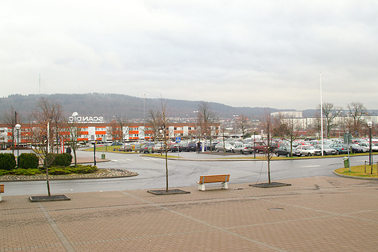 DreamHack 2007 - parkeerplaats 1
