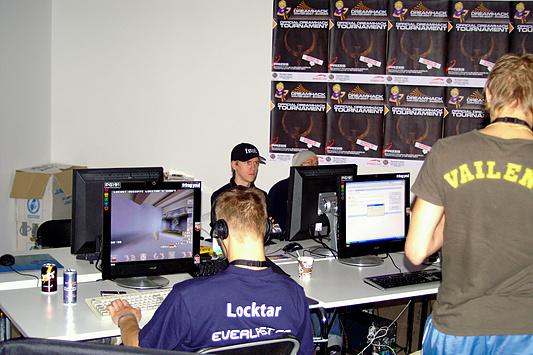 DreamHack 2007 - QuakeWars