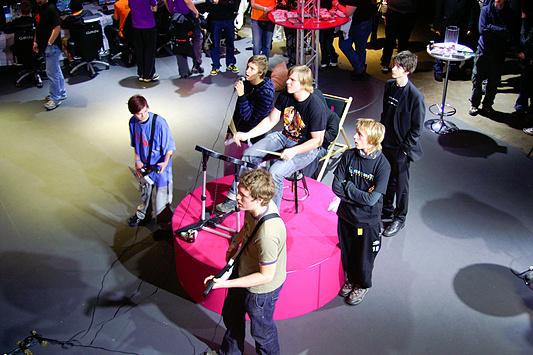 DreamHack 2007 - Rock Band