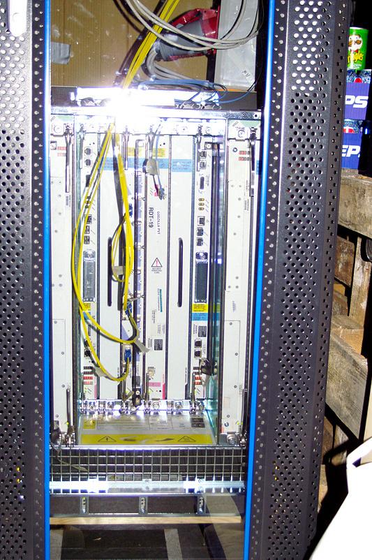 DreamHack 2007 - Cisco CRS-1