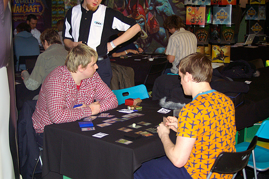DreamHack 2007 - Magic the Gathering