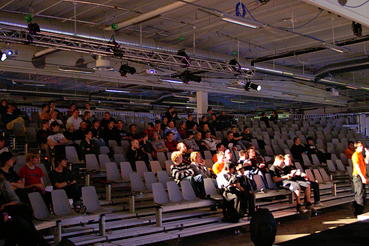 DreamHack 2007 - publiek