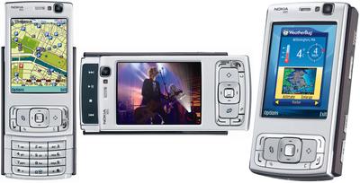 Nokia N95 verzameling