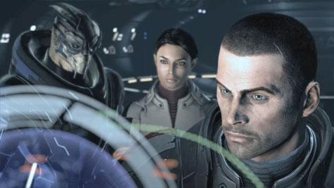 Mass Effect - screenshot