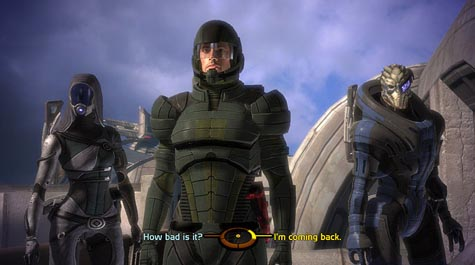 Mass Effect - screenshot