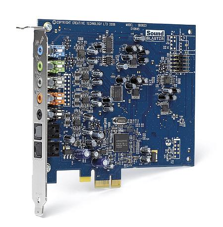 Creative Sound Blaster X-Fi Xtreme Audio PCI Express