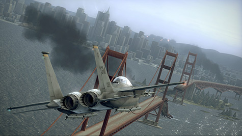 Ace Combat 6 - slag om Gracemeria