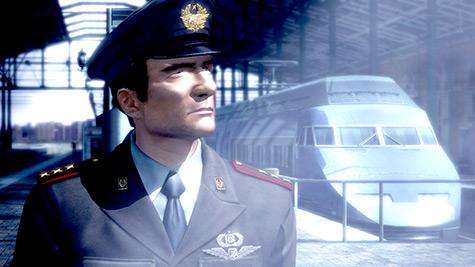 Ace Combat 6 - cutscene Estovaakse kolonel