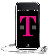 T-mobile en iPhone