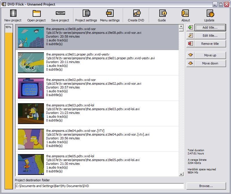1.3.0.7 TÉLÉCHARGER DVD FLICK