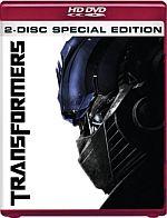 hd-dvd Transformers