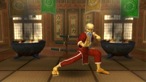 Ninja Reflex - screen