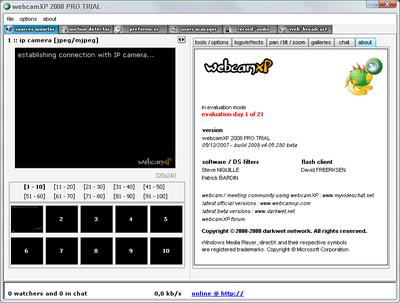 webcamXP 2008 4.05.280