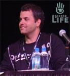 Second Life CTO - Cory Ondrejka
