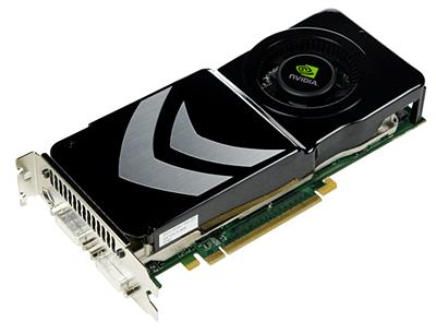 nVidia GeForce 8800GTS OC 512MB