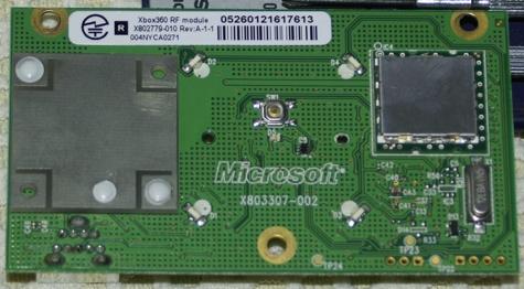 Xbox 360 rf-module