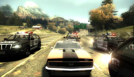 Need For Speed: Most Wanted Cheats-a collection of cheat codes, unlocks, pa