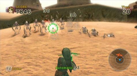 Link's Crossbow Training - screenshot