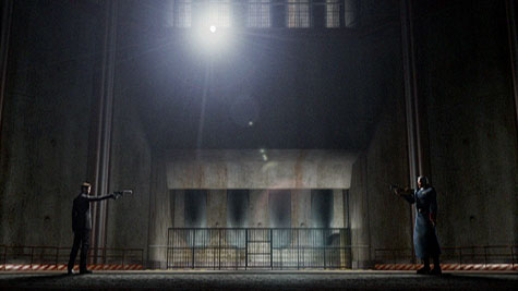 Resident Evil: Umbrella Chronicles - screenshot