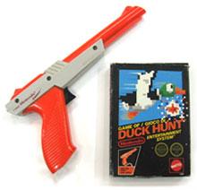 Duckhunt voor NES