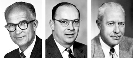 Shockley, Bardeen en Brattain