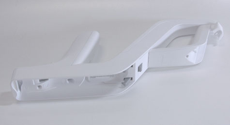 Wii Zapper - lege houder