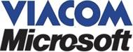 Microsoft Viacom logo