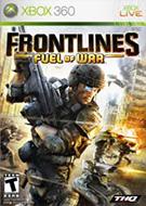Frontlines boxart Xbox 360