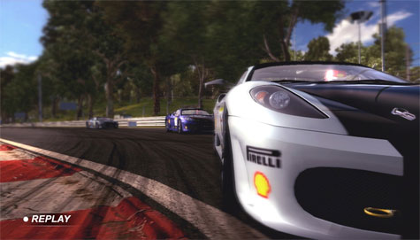 Ferrari Challenge - PS3 screenshot