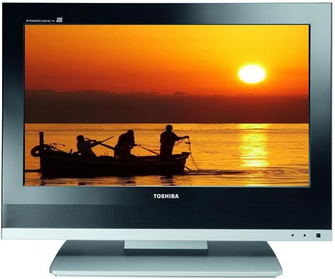 Toshiba lcd-tv